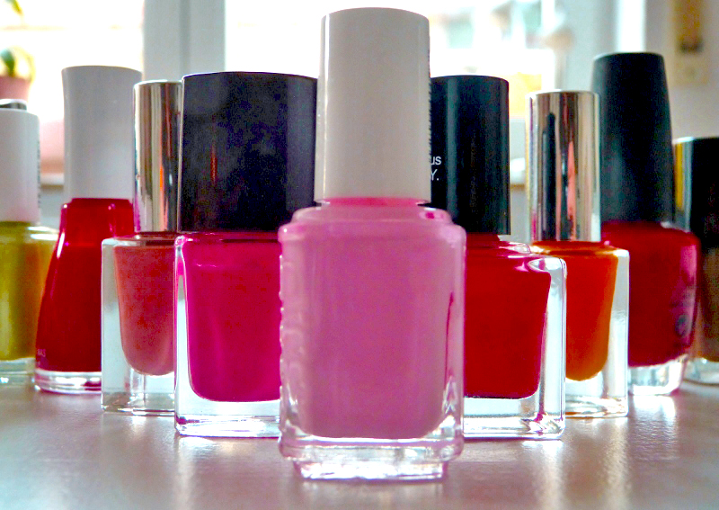 P2 Essi Catrice Essence Manhatten Nagellacke Nagellack Nails Nailpolish Nägel