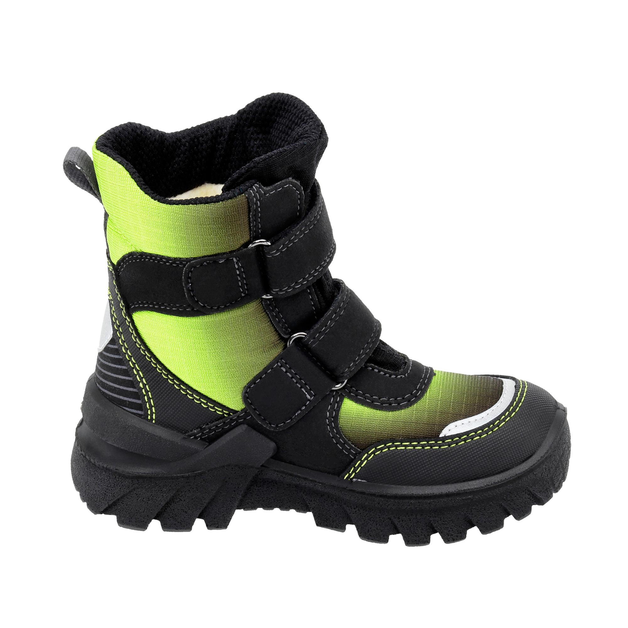 superfit gore tex pollux kinder jungen winterstiefel boots lederimitat schuhe ebay. Black Bedroom Furniture Sets. Home Design Ideas