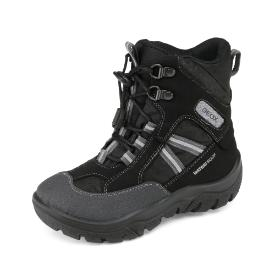 Geox Frosty Girl wasserdichter Winterstiefel