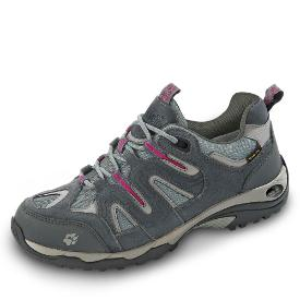 online store a347d 5627a Jack Wolfskin Stingray TEXAPORE® Outdoorschuh in Farbe grau ...