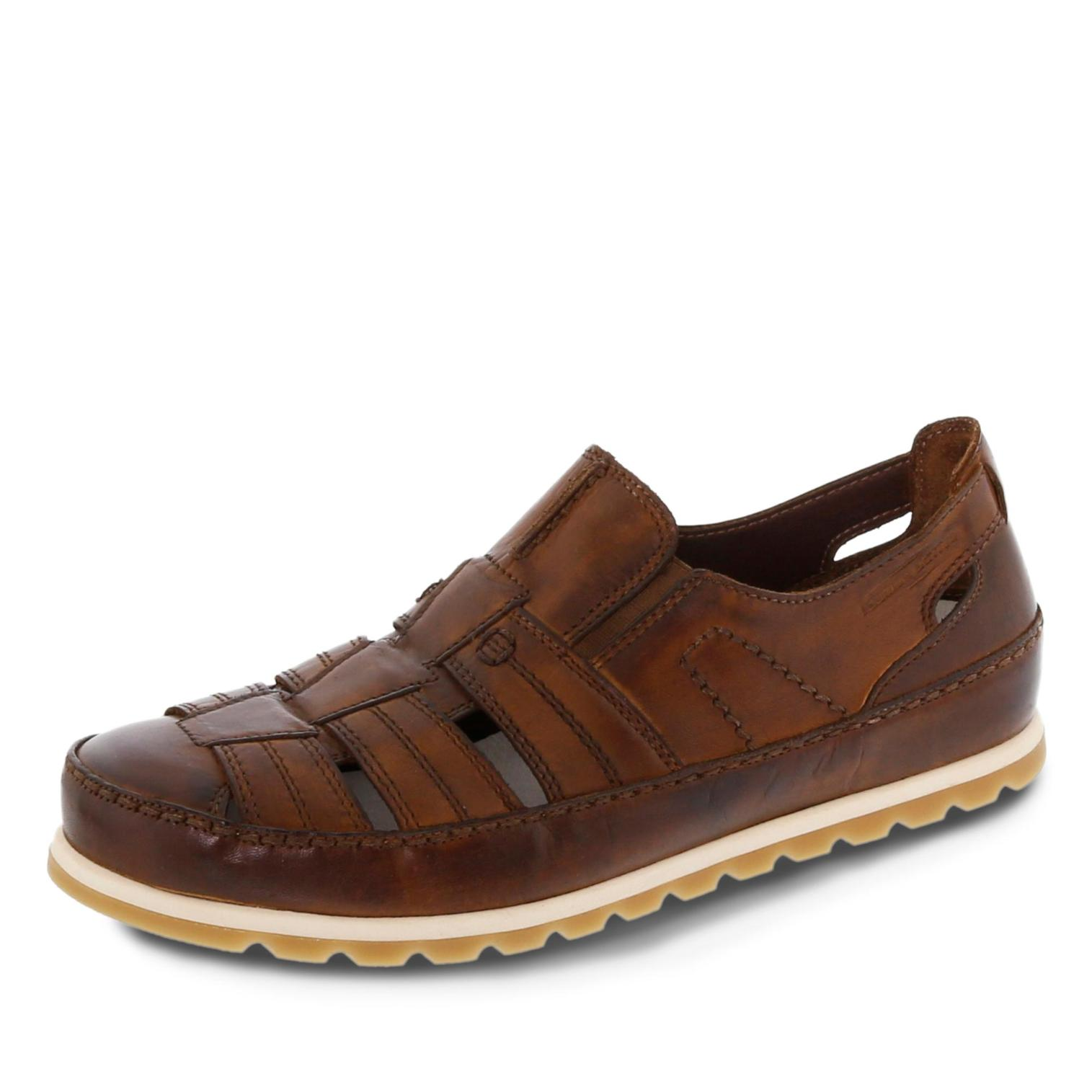 Camel Active Sandale in Farbe cognac
