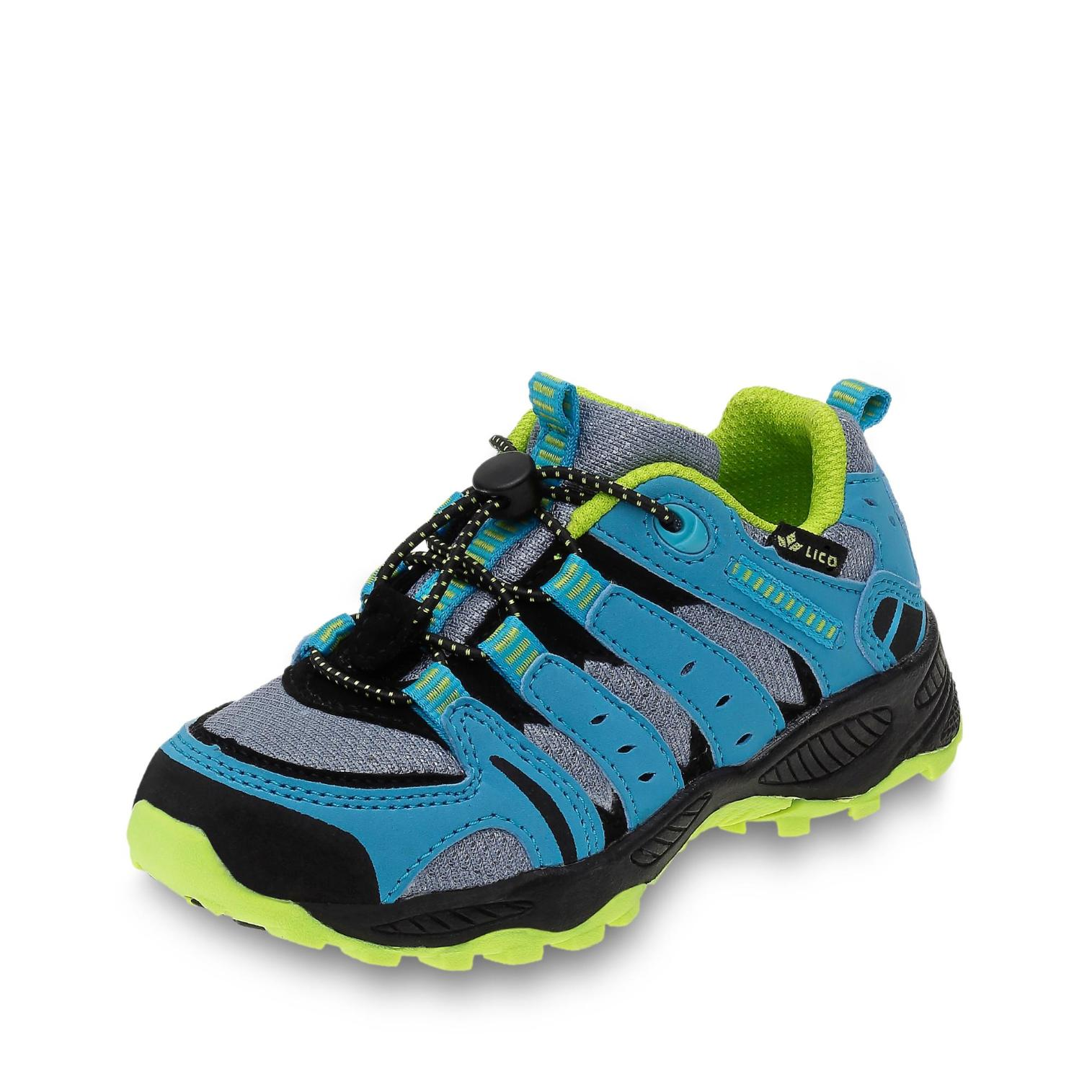 premium selection 74868 f2367 Lico Fremont Outdoorschuh in Farbe türkis/grau um 8 ...