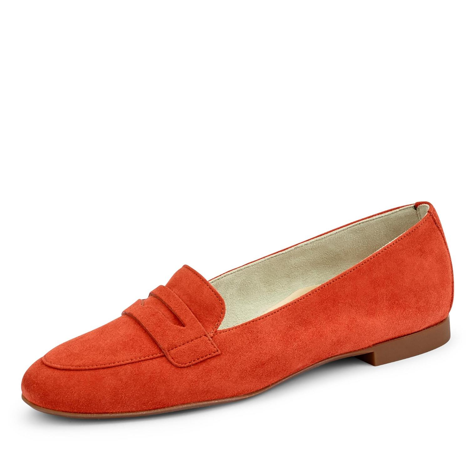 paul green -  Slipper - Damen - orange