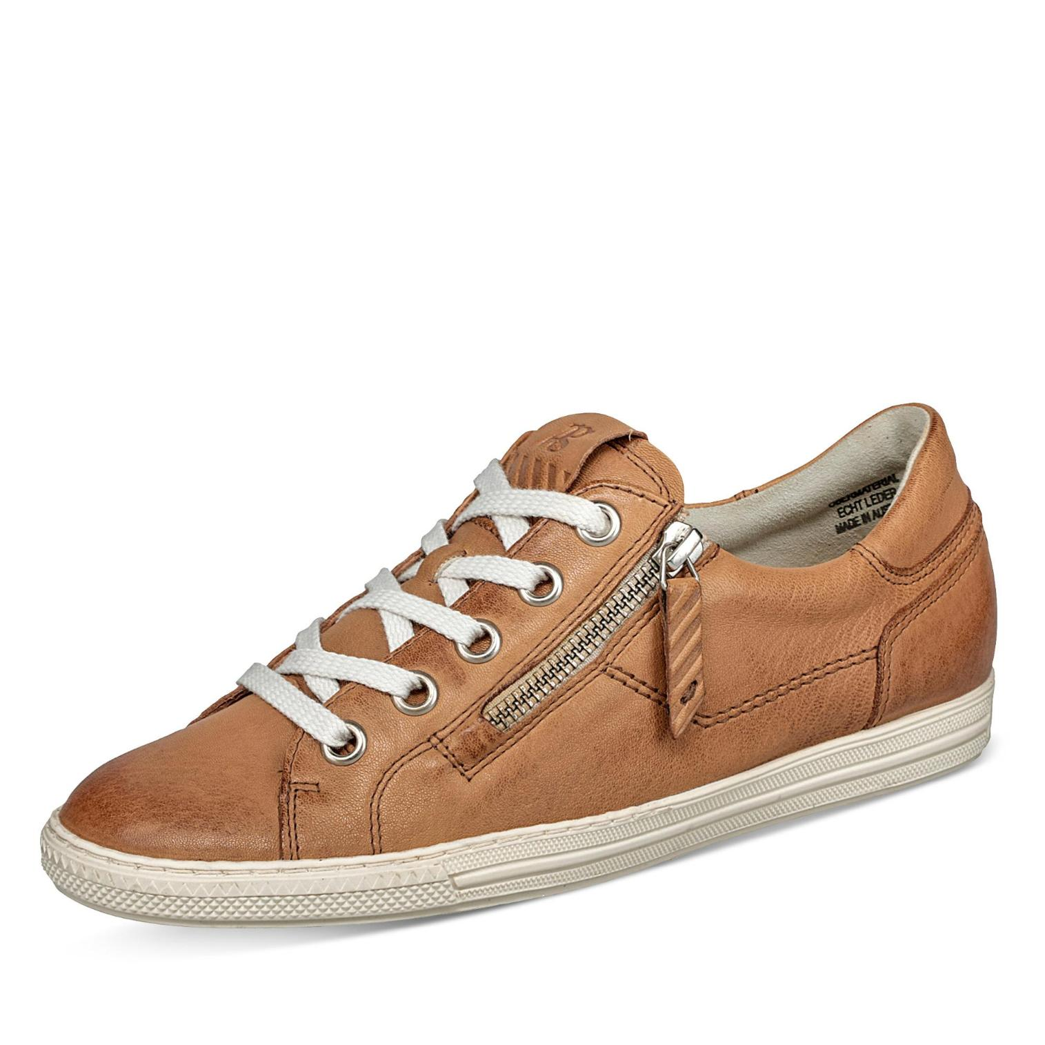 paul green -  Sneaker - Damen - cognac