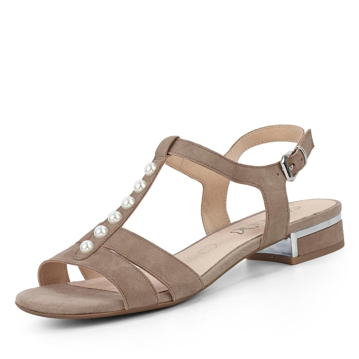 Caprice Sandale in Farbe Farbe Farbe taupe um 17% reduziert online kaufen a46054