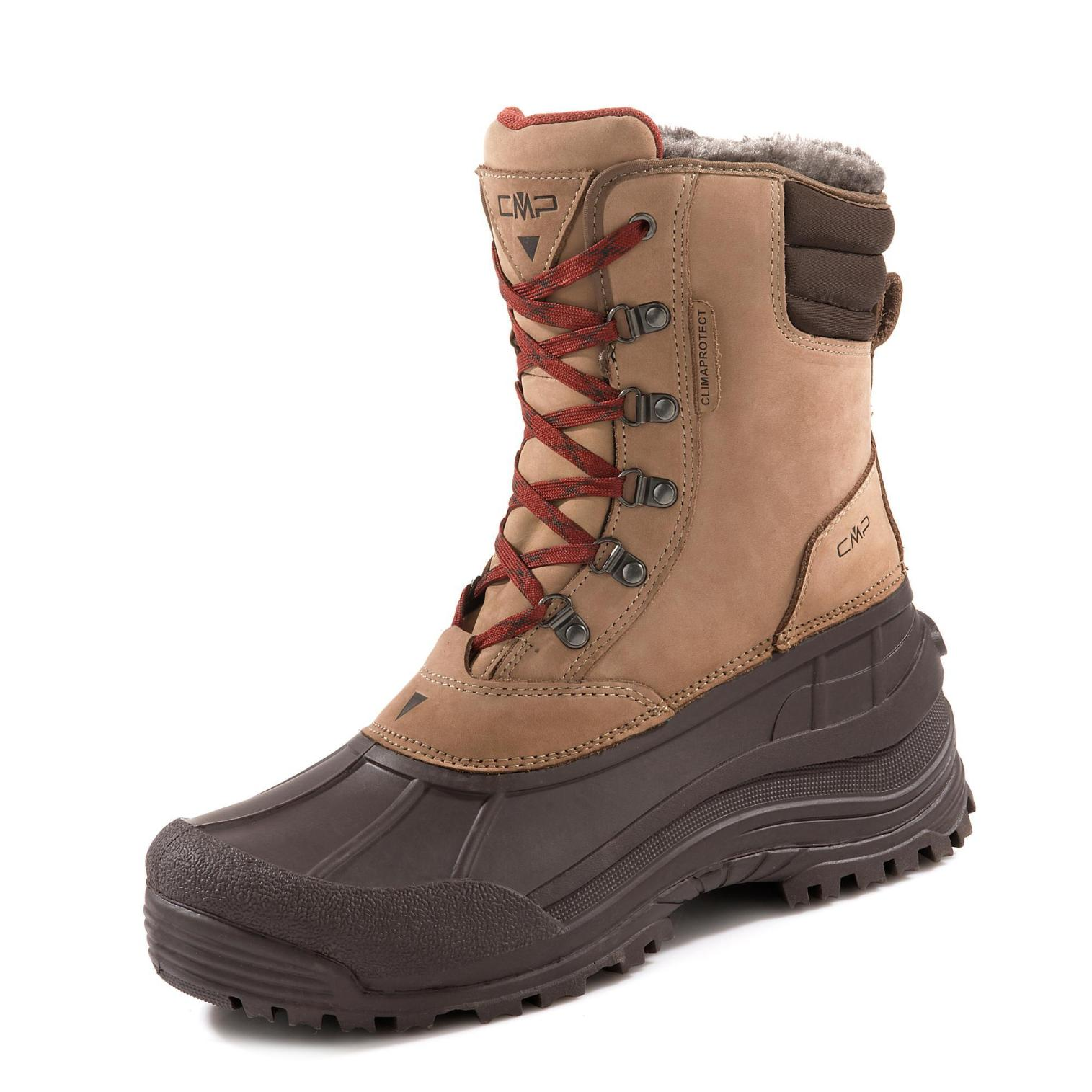 CMP Clima Protect Winterboots in Farbe beige
