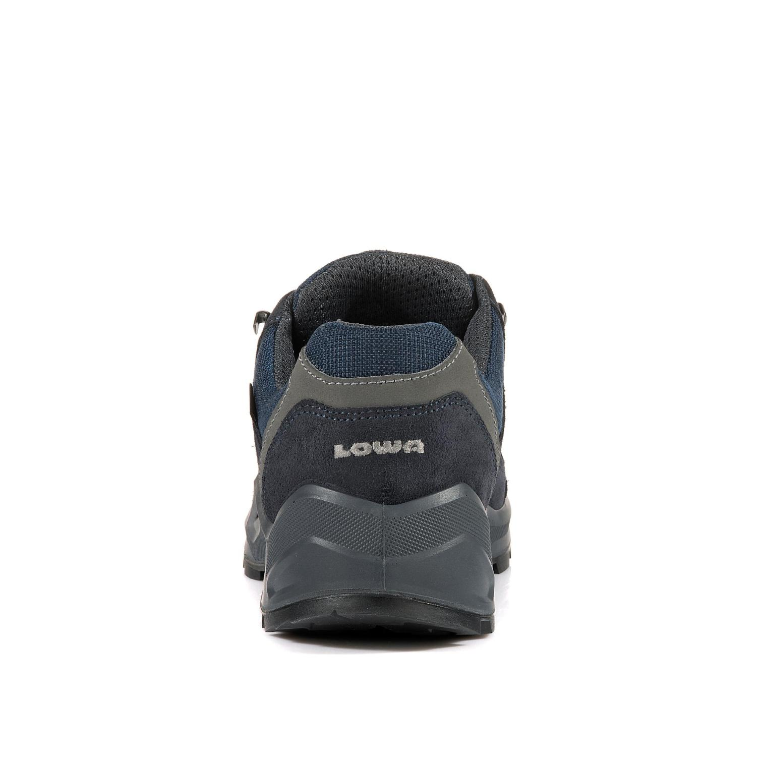 Lowa Terrios GORE TEX Outdoorschuh in Farbe blau