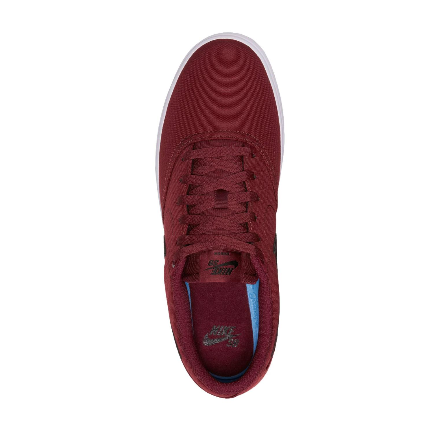 Nike SB Check in Solarsoft Sneaker in Check Farbe bordeaux günstig online kaufen 1762be