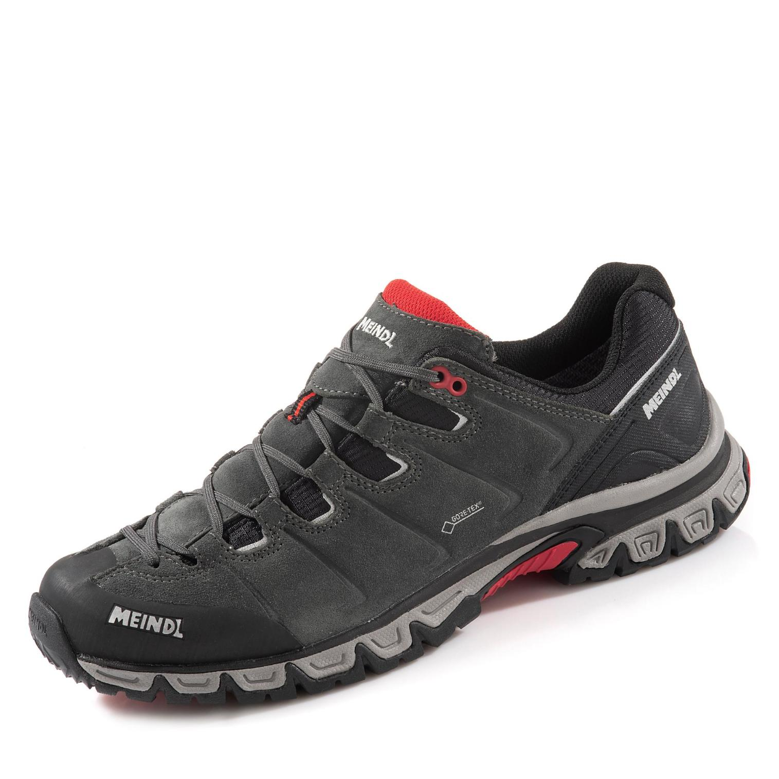 Meindl Tarvis GORE TEX® Outdoorschuh in Farbe anthrazitrot
