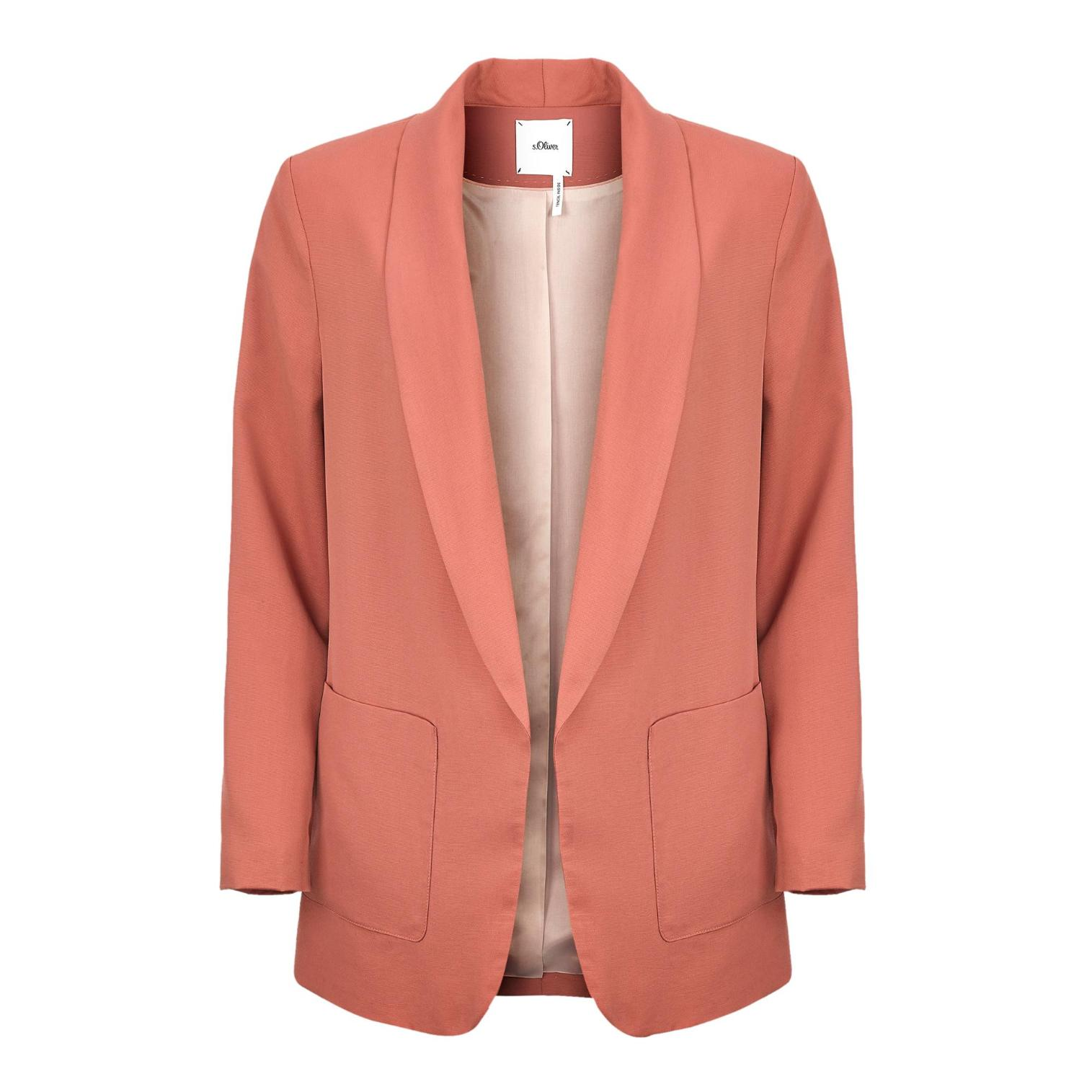 s.oliver black label -  Blazer - Damen - rosa
