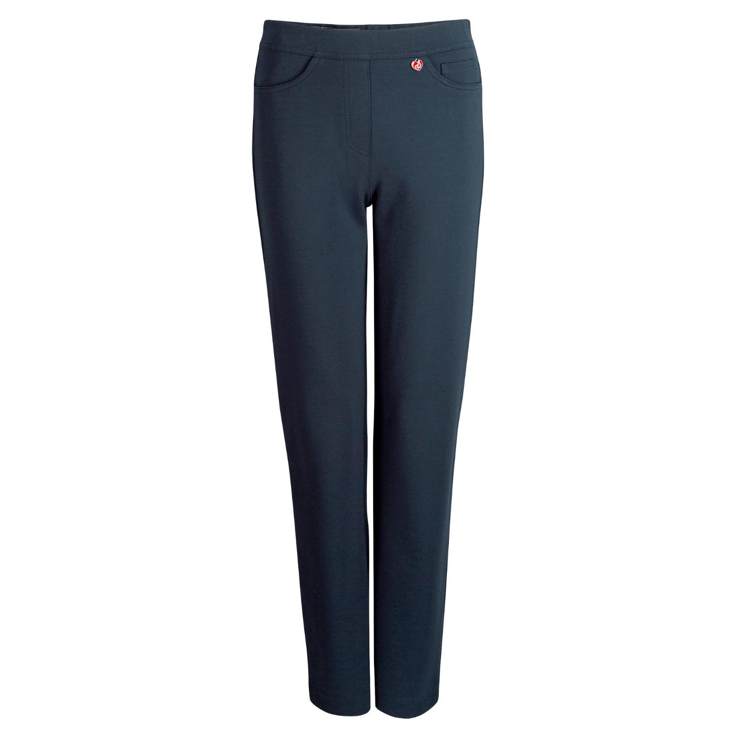 Relaxed by Toni Alice Hose in Farbe marine günstig online kaufen