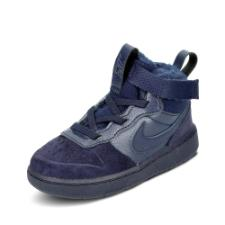 Nike Court Borough Mid Lauflernschuh