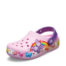 Crocs Butterfly Band Lights Clog