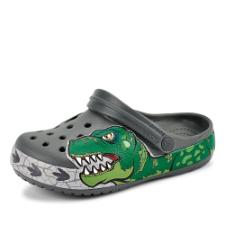 Crocs Dino Band Lights Clog