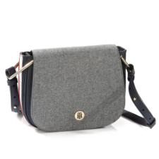 Tommy Hilfiger Core Saddle Bag Melton Tasche