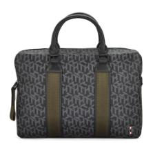 Tommy Hilfiger Coated Canvas Slim Computer Bag Businesstasche