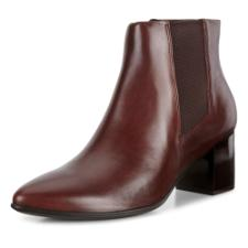 Ecco Shape 45 Pointy Block Stiefelette