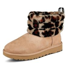 UGG Fluff Mini Quiltet Boots