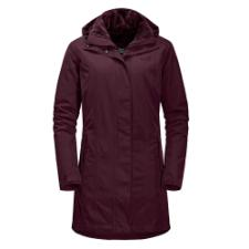 Jack Wolfskin Madison Avenue Outdoormantel wind- und wasserdicht