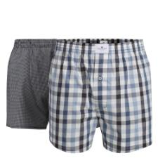Tom Tailor Webboxershorts 2er Pack
