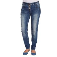 Cecil Scarlett Tapered Jeans