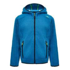CMP Strickfleece Outdoorjacke