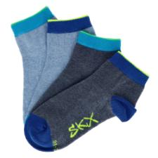 Skechers Sneakersocken 4er Pack
